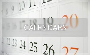 church calendars
